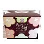 本店・京都駅・ネットのみの限定販売!<br>チョコレート八ッ橋<br>バレンタインMIX