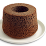 【純米シフォン チョコレート】<br>ためちゃんの恋パフェにも使われている、季節のシフォンケーキ。1月31日より販売予定。
