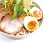 新メニュー登場! 人気の京風ラーメン 鶏そばに<br>「しょうゆ味」が加わりました。<br>「西尾のしょうゆ鶏そば」